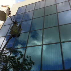 Why Us? - Our Commercial Window Cleaners