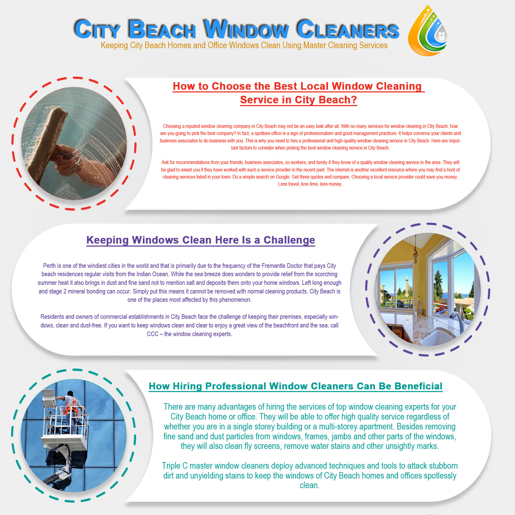 City Beach Window Cleaning