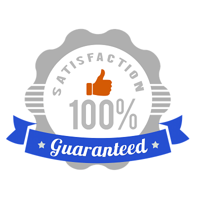 Guaranteed Satisfaction logo