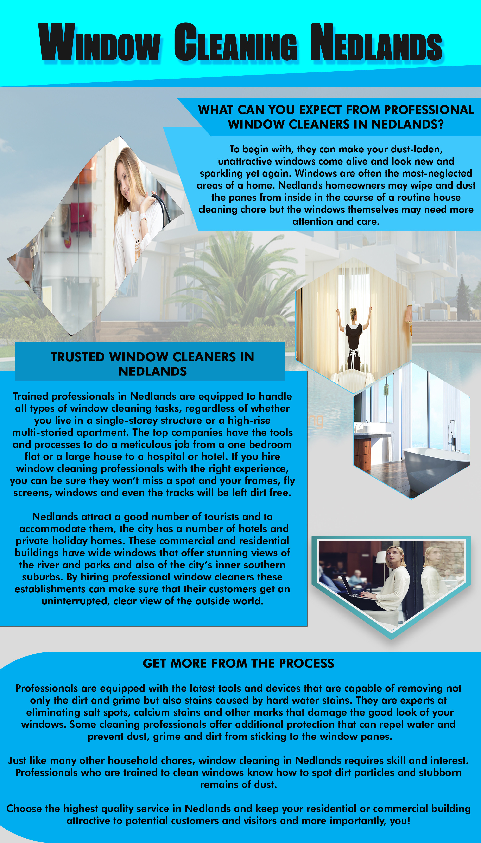 Welcome to CCC Window Cleaning Nedlands - CCC Window Cleaning