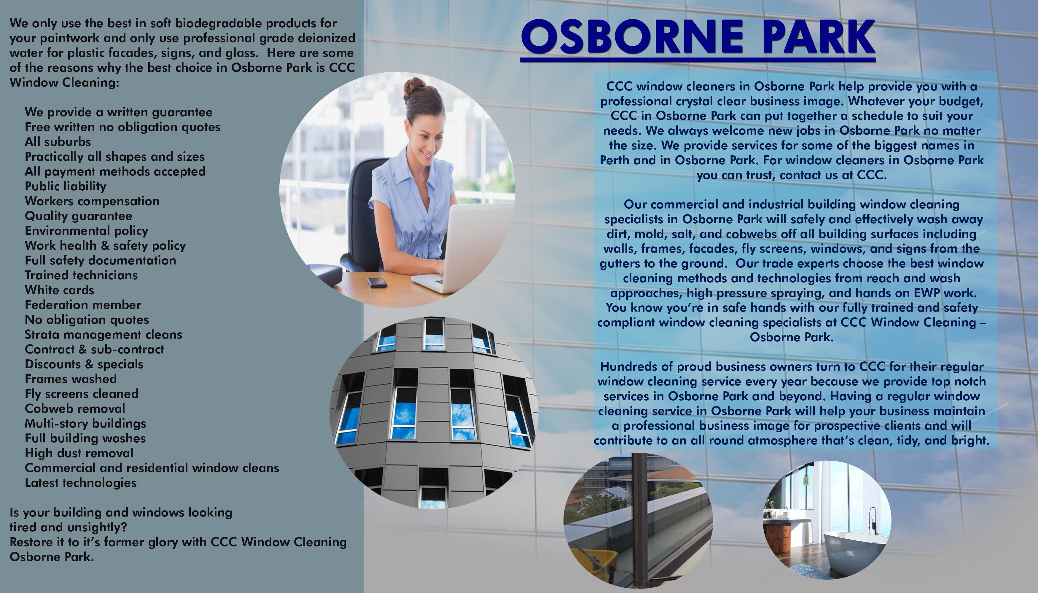 Osborne Park Infographic