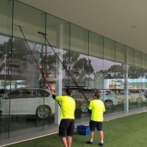 Window Cleaning BMW Wangara