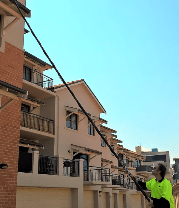 Perth Apartment Window Cleaner