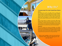 Why Us? - About CCC Window Cleaning