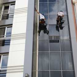 Rope Access Window Cleaning Challenges