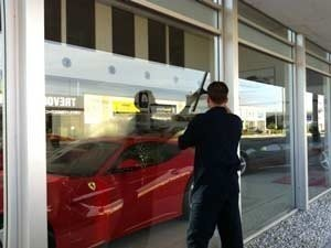 commerical window cleaning
